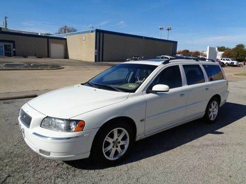 2005 Volvo V70 for sale at Bad Credit Call Fadi in Dallas TX