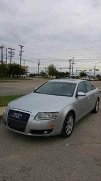 2005 Audi A6 for sale at Bad Credit Call Fadi in Dallas TX