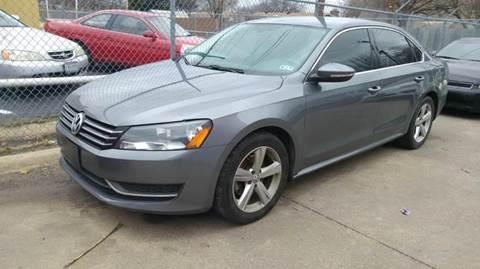 2012 Volkswagen Passat for sale at Bad Credit Call Fadi in Dallas TX