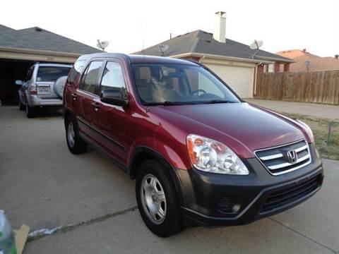 2005 Honda CR-V for sale at Bad Credit Call Fadi in Dallas TX