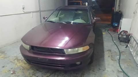 1999 Mitsubishi Galant for sale at Bad Credit Call Fadi in Dallas TX