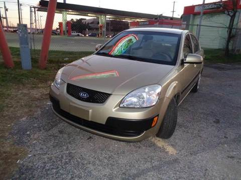 2009 Kia Rio for sale at Bad Credit Call Fadi in Dallas TX