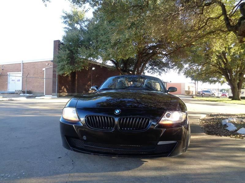 2006 Bmw Z4 3 0si 2dr Convertible In Dallas Tx Bad
