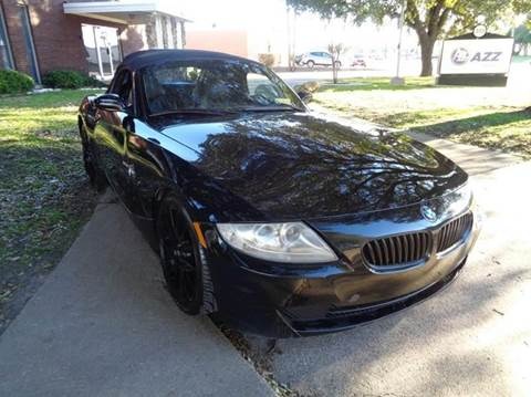 2006 BMW Z4 for sale at Bad Credit Call Fadi in Dallas TX