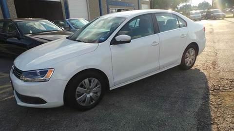 2013 Volkswagen Jetta for sale at Bad Credit Call Fadi in Dallas TX