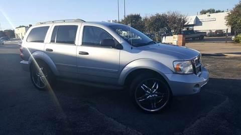 2007 Dodge Durango for sale at Bad Credit Call Fadi in Dallas TX
