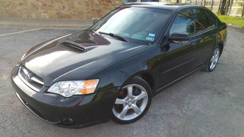 2006 subaru legacy 2 5 gt limited awd 4dr sedan w black int 2 5l h4 5a in dallas tx bad. Black Bedroom Furniture Sets. Home Design Ideas