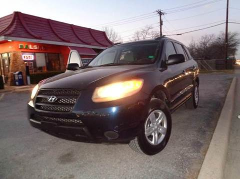 2009 Hyundai Santa Fe for sale at Bad Credit Call Fadi in Dallas TX