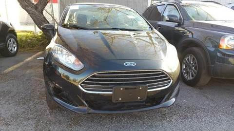2015 Ford Fiesta for sale at Bad Credit Call Fadi in Dallas TX