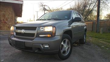 2009 Chevrolet TrailBlazer for sale at Bad Credit Call Fadi in Dallas TX