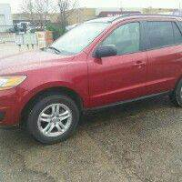 2011 Hyundai Santa Fe for sale at Bad Credit Call Fadi in Dallas TX