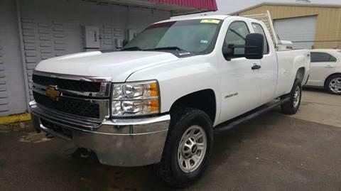 2013 Chevrolet Silverado 3500HD for sale at Bad Credit Call Fadi in Dallas TX