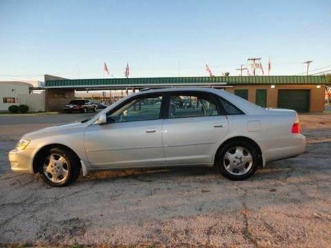 2003 Toyota Avalon for sale at Bad Credit Call Fadi in Dallas TX