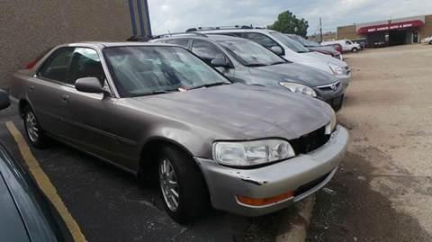 1997 Acura TL for sale at Bad Credit Call Fadi in Dallas TX