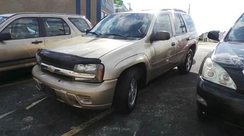 2006 Chevrolet TrailBlazer for sale at Bad Credit Call Fadi in Dallas TX