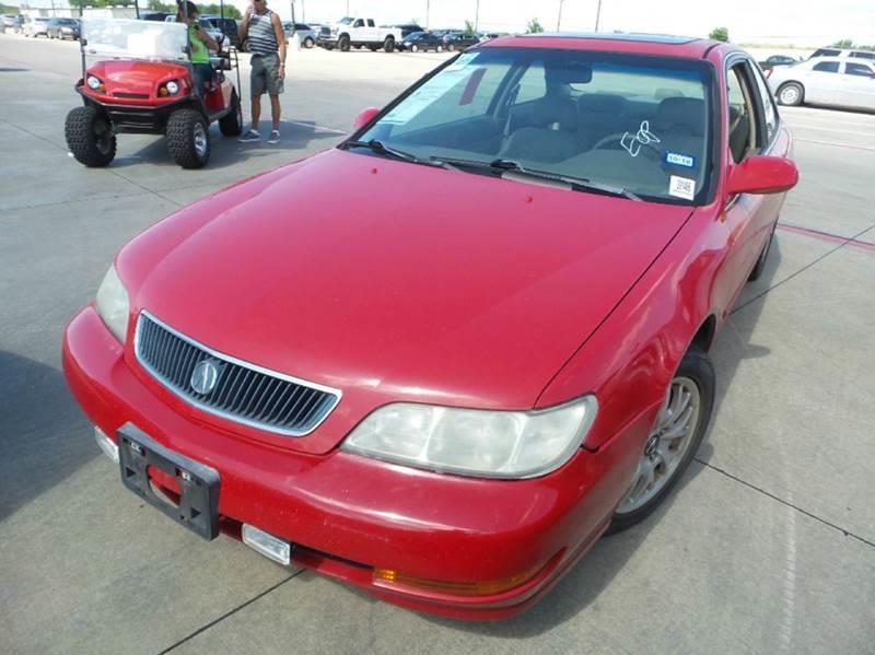 1999 Acura CL for sale at Bad Credit Call Fadi in Dallas TX