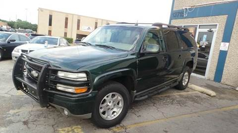 2003 Chevrolet Suburban for sale at Bad Credit Call Fadi in Dallas TX