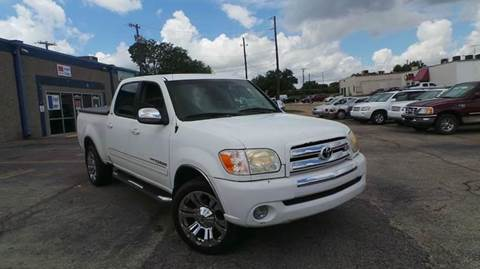 2006 Toyota Tundra for sale at Bad Credit Call Fadi in Dallas TX