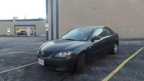2005 Mazda MAZDA3 for sale at Bad Credit Call Fadi in Dallas TX