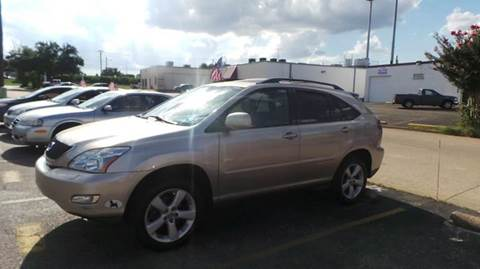 2005 Lexus RX 330 for sale at Bad Credit Call Fadi in Dallas TX