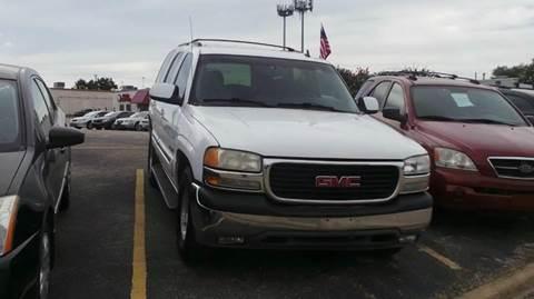 2006 GMC Yukon for sale at Bad Credit Call Fadi in Dallas TX