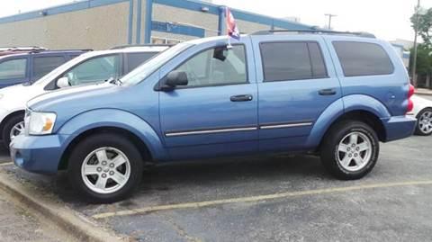 2008 Dodge Durango for sale at Bad Credit Call Fadi in Dallas TX