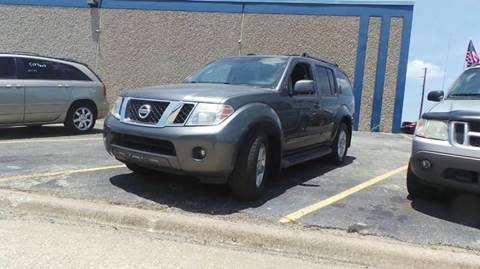 2008 Nissan Pathfinder for sale at Bad Credit Call Fadi in Dallas TX