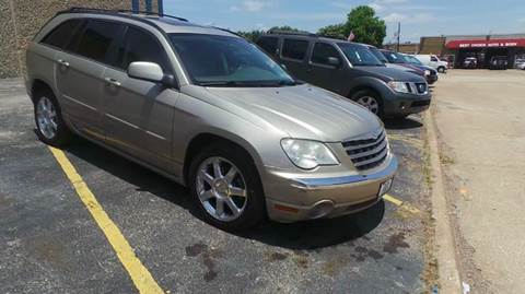 2008 Chrysler Pacifica for sale at Bad Credit Call Fadi in Dallas TX