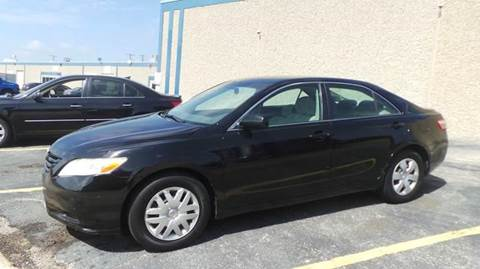2007 Toyota Camry for sale at Bad Credit Call Fadi in Dallas TX