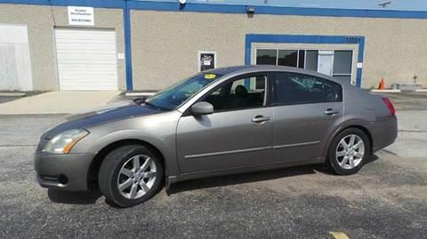 2006 Nissan Maxima for sale at Bad Credit Call Fadi in Dallas TX