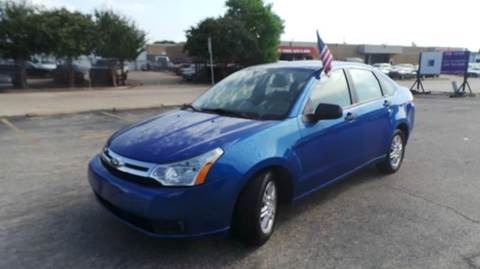 2010 Ford Focus for sale at Bad Credit Call Fadi in Dallas TX