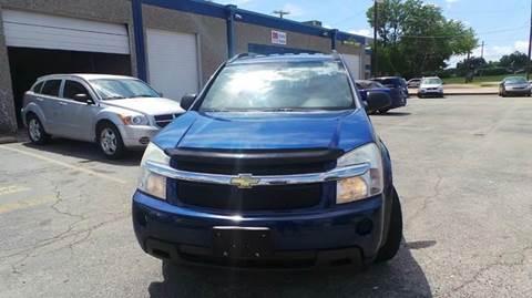 2008 Chevrolet Equinox for sale at Bad Credit Call Fadi in Dallas TX