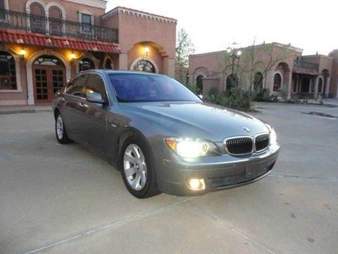 2006 BMW 7 Series for sale at Bad Credit Call Fadi in Dallas TX