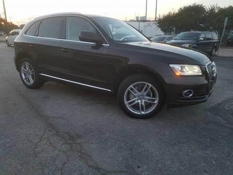 2013 Audi Q5 for sale at Bad Credit Call Fadi in Dallas TX