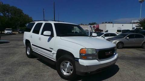2004 GMC Yukon for sale at Bad Credit Call Fadi in Dallas TX