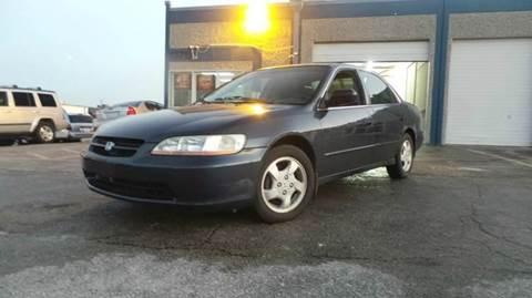 1999 Honda Accord for sale at Bad Credit Call Fadi in Dallas TX