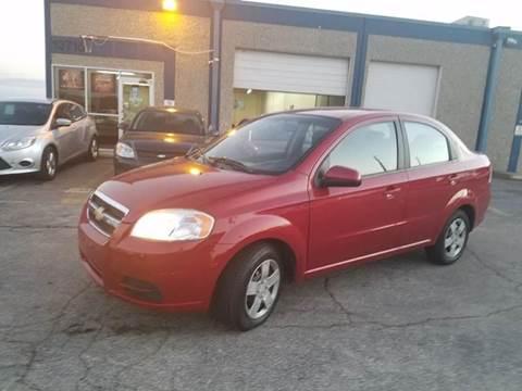 2010 Chevrolet Aveo for sale at Bad Credit Call Fadi in Dallas TX