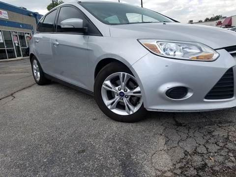 2014 Ford Focus for sale at Bad Credit Call Fadi in Dallas TX