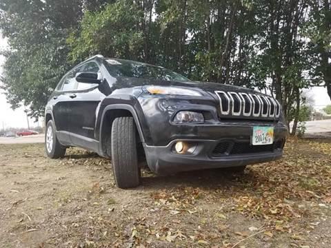 2015 Jeep Cherokee for sale at Bad Credit Call Fadi in Dallas TX