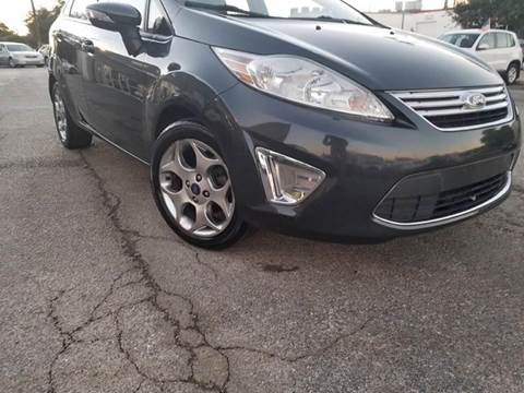 2011 Ford Fiesta for sale at Bad Credit Call Fadi in Dallas TX