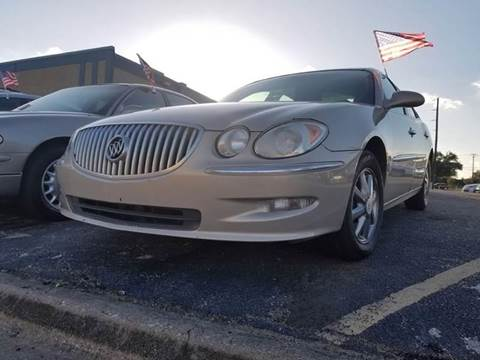 2008 Buick LaCrosse for sale at Bad Credit Call Fadi in Dallas TX