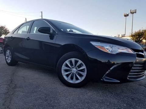 2016 Toyota Camry for sale at Bad Credit Call Fadi in Dallas TX