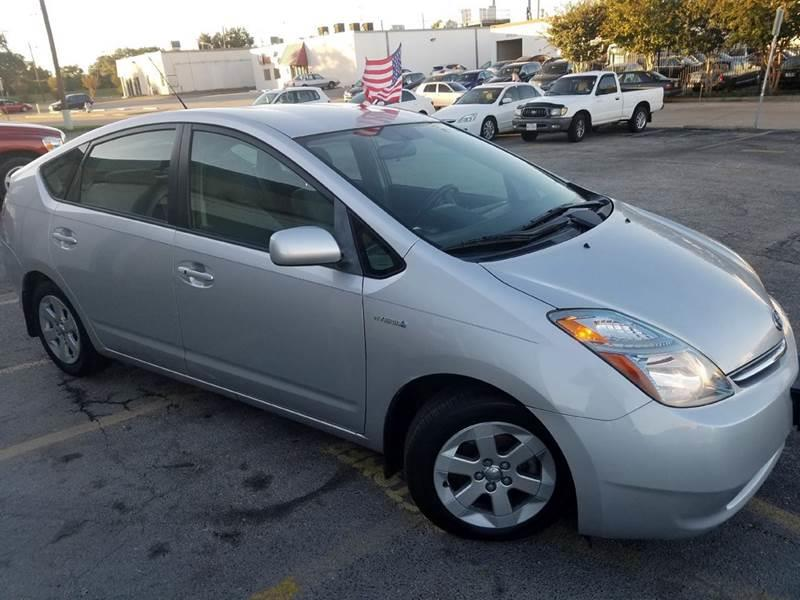 2008 toyota prius standard 4dr hatchback in dallas tx bad credit call fadi. Black Bedroom Furniture Sets. Home Design Ideas