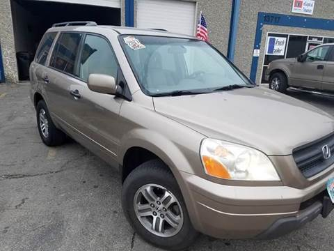 2004 Honda Pilot for sale at Bad Credit Call Fadi in Dallas TX