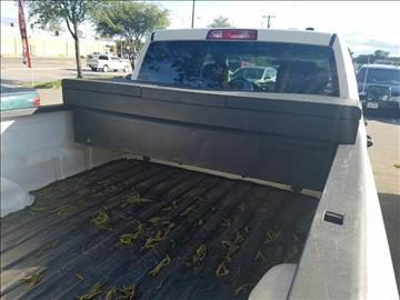 2012 RAM Ram Pickup 2500 for sale at Bad Credit Call Fadi in Dallas TX