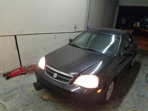 2008 Suzuki Forenza for sale at Bad Credit Call Fadi in Dallas TX