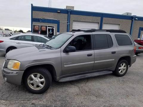 2006 GMC Envoy XL for sale at Bad Credit Call Fadi in Dallas TX