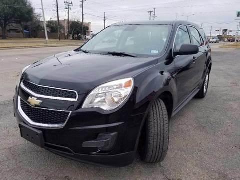 2013 Chevrolet Equinox for sale at Bad Credit Call Fadi in Dallas TX