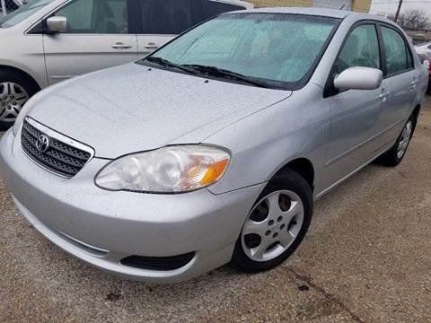 2008 Toyota Corolla for sale at Bad Credit Call Fadi in Dallas TX