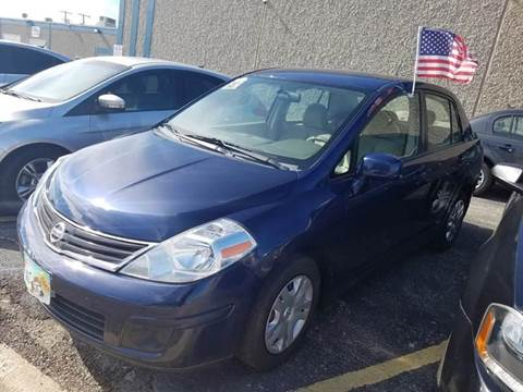 2010 Nissan Versa for sale at Bad Credit Call Fadi in Dallas TX